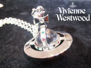 Vivienne Westwood「NEW SMALL ORB PENDANT」