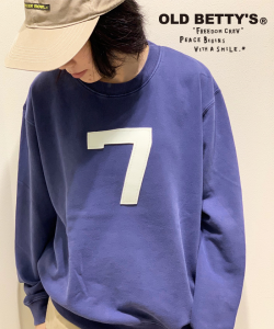 Pigment Dye Sweat Shirts