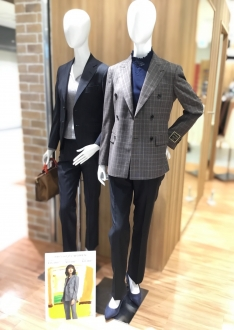 men's suit for WOMEN