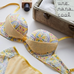 tokitome bra 〈Romantic travel)