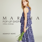 MARIHA POP-UP SHOP 4.13 FRI.-4.22 SUN.
