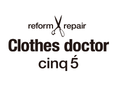 Clothes doctor リフォーム・リペア ティンクサンク